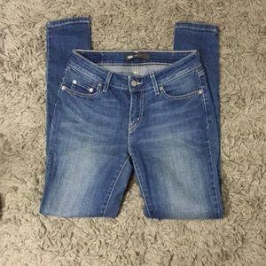 Denim Levi Skinny Jeans